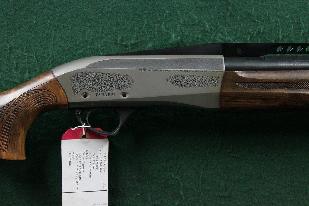 Fabarm XLR 5 Velocity (L/H) : Bookham Guns